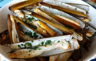 cucinare cannolicchi di mare cannolicchi alla piastra ricette senza glutine