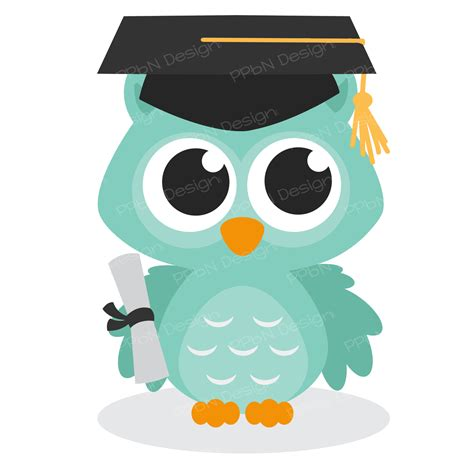 printable graduation owl ppbn designs graduate owl 0 00 http www ppbndesigns