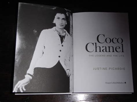 biography of coco chanel book french sler recovering with coco chanel the legend