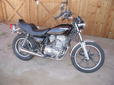 Kawasaki 440 Ltd For Sale by 1982 Kawasaki 440 Ltd We Bought This One From A Friend S