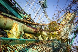 dreamland japan deserted places nara dreamland an abandoned theme park in japan