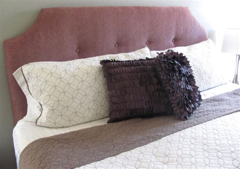 Upholstered Headboard Diy Tufted by Diy Upholstered Tufted Headboard Lou