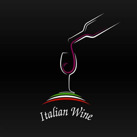 free elegant logo design elegant wine logo vector material vector logo free download