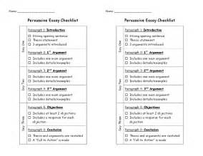 Essay Feedback Checklist by Persuasive Essay Checklist For Elementary South Florida Painless Breast Implants By Dr Paul