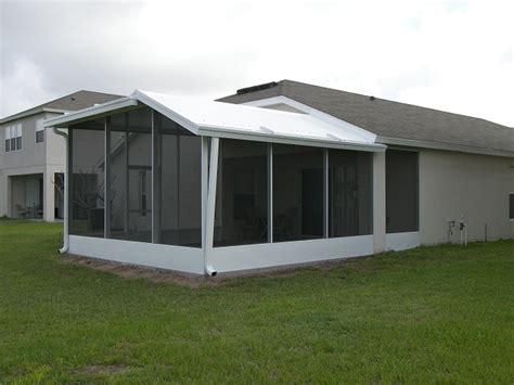 Aluminum Screen Enclosure Aluminum Fabricators Screen Enclosures Florida