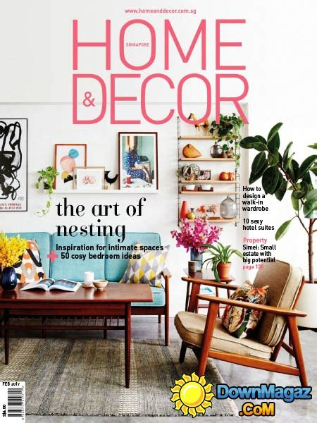 home interior design magazine pdf download home decor sg 02 2017 187 download pdf magazines