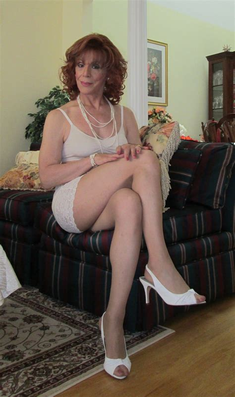 Cross Dresser Getting by Before Getting Dressed Taken 071215 Before Dressing To