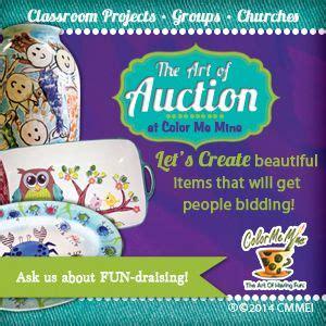 color me mine pleasanton 7 best the of auction images on school