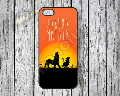 Disney The King Hakuna Matata Iphone 4 4s 5 5s 6 6s 6 Plus 17 best images about iphone cases on phone cases samsung galaxy s and blackberry z10