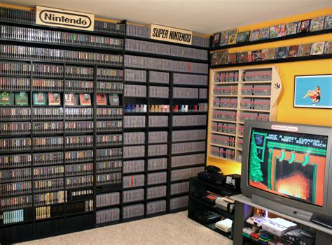 my game room and collection 2014 retro video gaming go ahead drool over this beautifully impressive video