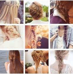 all different kinds of hair braids hair braids pinterest
