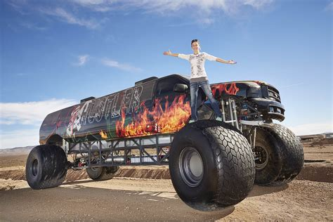 monster truck show today weird and wacky guinness world records 2017 today com