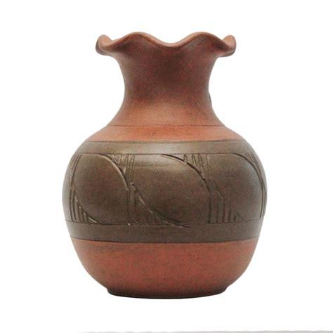 jual smesco trade keramik coklat pekat guci harga
