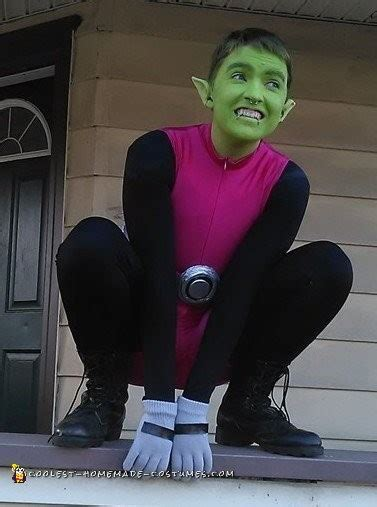 beast boy  teen titans costume