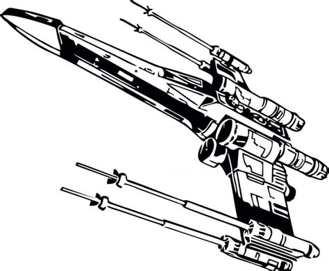x wing starfighter coloring page star wars x wing fighter coloring page star wars x wing