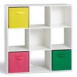 compo lot de 2 cubes 9 cases blanc achat vente