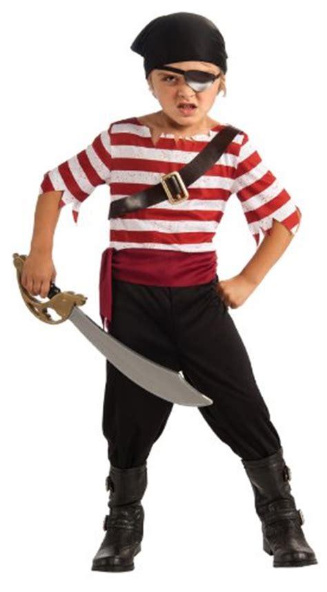 boys pirate ship mate deck caribbean childs pirate dress up costume