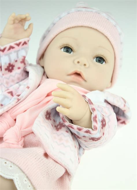 baby doll fashion look fashion 16 inch 40cm real looking baby dolls collectible