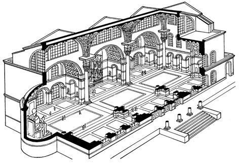 Roman Insula Floor Plan by El Rinc 211 N Del Arte Junio 2011