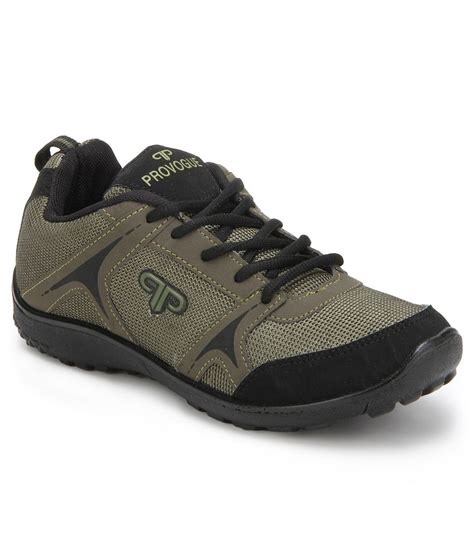 provogue sports shoes provogue green sports shoes price in india buy provogue