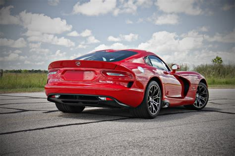 hennessey viper venom hennessey srt viper venom 700r now available