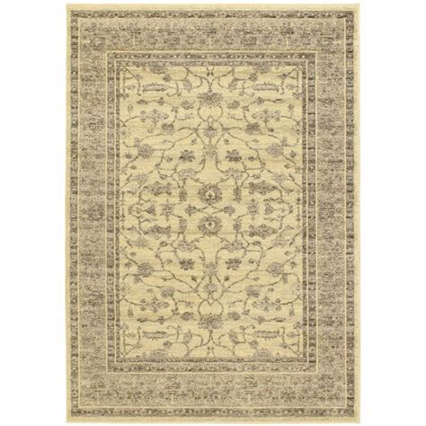 Overstock Rugs 10x14 by Classic Lotus Floral Rug Rectangular 6 7 X 9 6