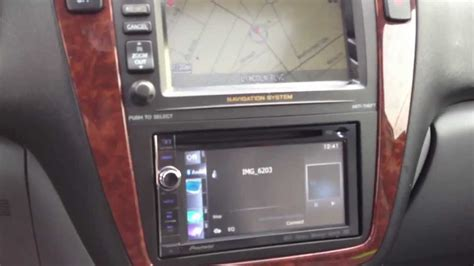 acura mdx navigation system not working 2003 acura mdx pioneer navigation upgrade bluetooth
