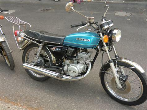 Suzuki 125 Gt Suzuki Vanvan Club 666 M Back In Gt 125