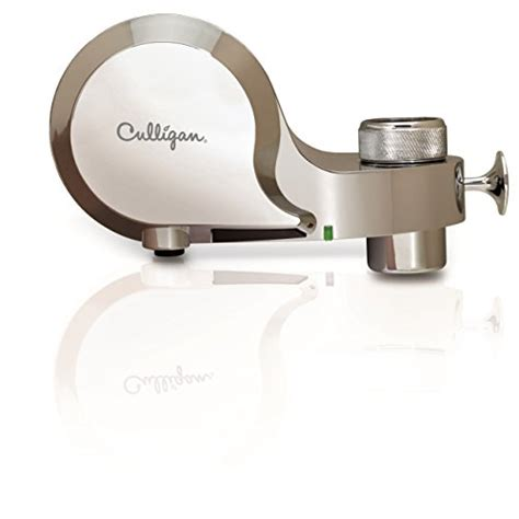 Culligan Faucet Water Filter by Culligan Faucet Mount Water Filter With Indicator