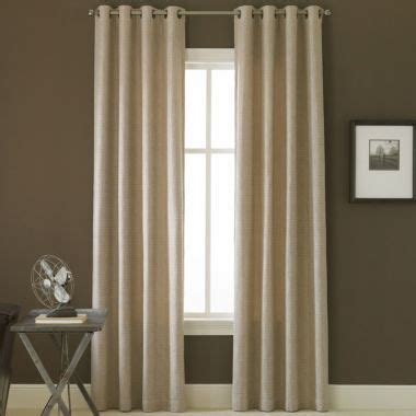 linden curtains for our home sitting room