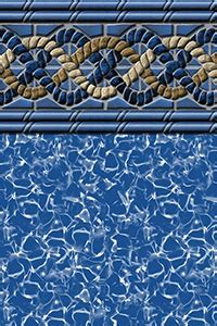 24 ft beaded pool liner for 52 in wall mystery gold beaded liner 52 inch st pool supplies canada