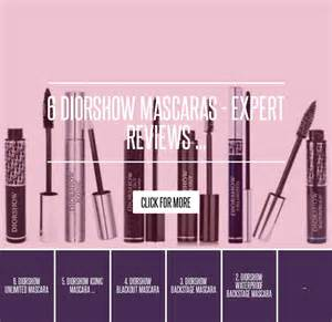 Diorshow Waterproof Backstage Mascara Expert Review by 6 Diorshow Mascaras Expert Reviews