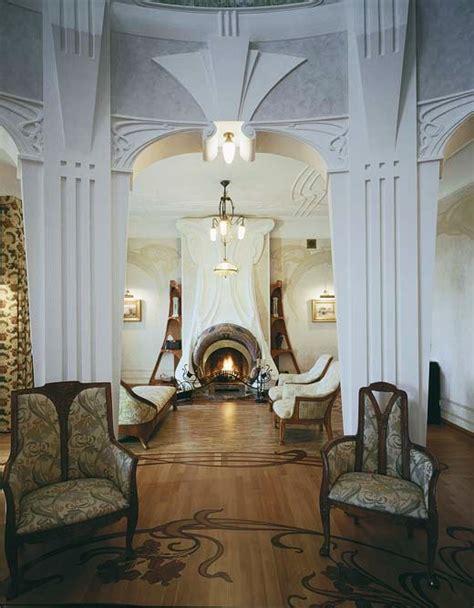 nouveau style house villa liberty near moscow russia