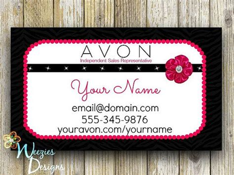 24 Best Images About Avon On Pinterest Great Deals Keep Calm And Entrepreneur Avon Business Card Template