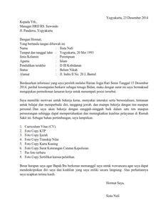 contoh surat lamaran kerja di apotek contoh surat permohonan magang pribadi contoh cv magang