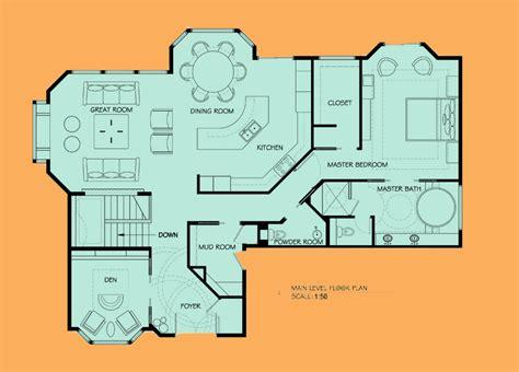 Autocad 2d home plans   Graphic Design Courses
