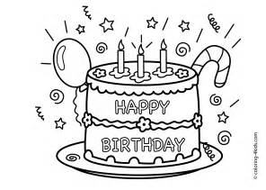 malvorlage kuchen happy birthday coloring pages 2017 dr