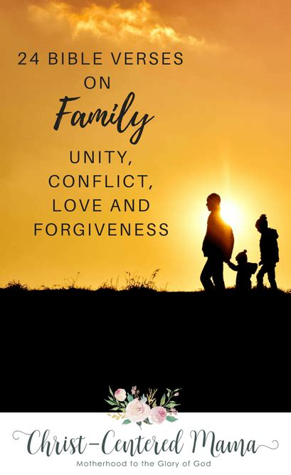 Bible Quotes About Friends And Family