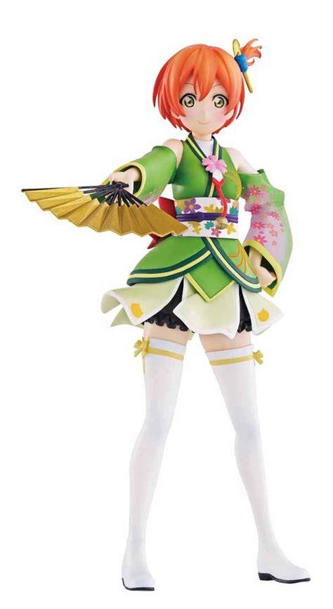 Pvc Live Hoshizora Rin E P164 1 ichiban kuji premium live the school idol hoshizora rin my anime shelf