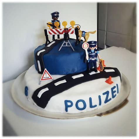 Die Besten 25 Polizei Kuchen Ideen Auf