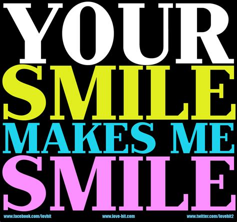 how to your to smile your smile quotes for quotesgram