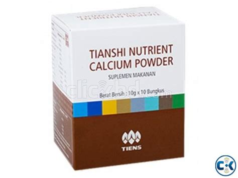 Tiens Nutrient Calcium Powder Tianshi Nutrient High Calcium Powder Clickbd