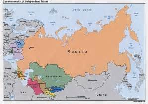 russia map before soviet union commonwealth of independent states map 1994 the history of 1989