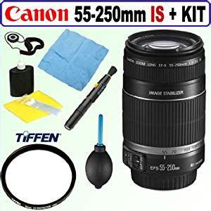 Lensa Canon Zoom Lens Ef S 55 250mm canon ef s 55 250mm f 4 0 5 6 is ii telephoto zoom lens in electronics