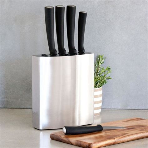 bloc de couteaux de cuisine professionnel porte couteaux de cuisine en 24 id 233 es pratiques