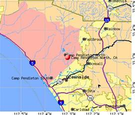 c pendleton california map 301 moved permanently
