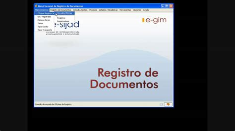 Registro 2009 Upload Share And Discover Content On | registro general de documentos youtube