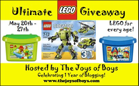 Free Lego Giveaway - ultimate lego giveaway comic con family