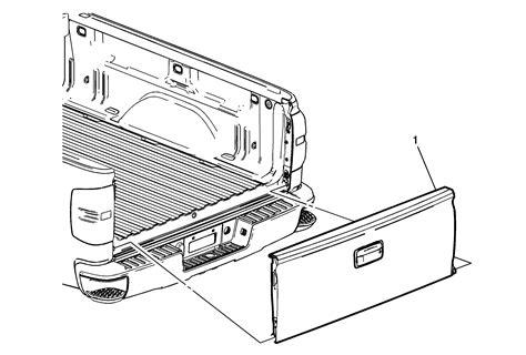 Repair Instructions Pickup Box Endgate Replacement