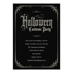 6 000 costume invitations costume announcements invites zazzle